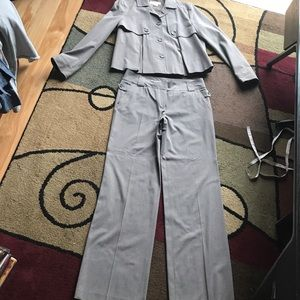 Michael Kors 2-Piece Pant Suit